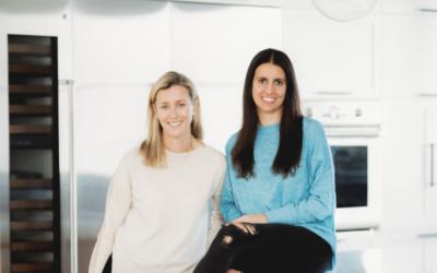 IN-TOWN INFLUENCE: LAYLA  LISIEWSKI & JESSICA BLOUIN