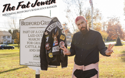 THE FAT JEWISH: BECOMING BEDFORD'S BODACIOUS BANKER