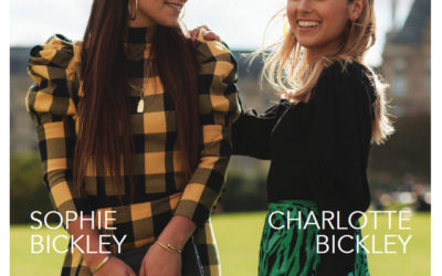 THE STYLE SISTERS: SOPHIE & CHARLOTTE BICKLEY